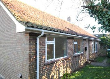 Thumbnail 3 bed detached bungalow for sale in Manor Crescent, Compton, Newbury