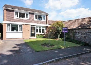 Thumbnail 4 bed detached house for sale in Rectory Road, Taunton