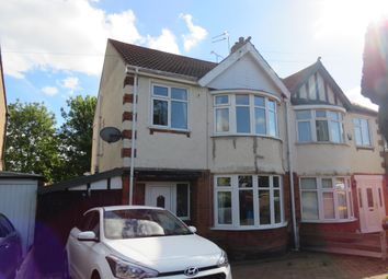 Thumbnail 3 bed flat to rent in Valley Road, Littleover, Derby