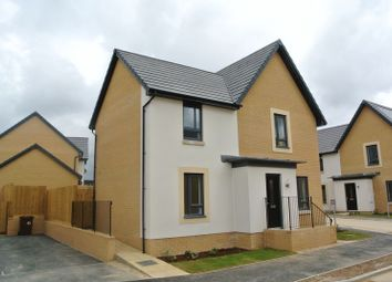 Thumbnail 4 bed detached house for sale in Poplar Close, Plympton, Plymouth