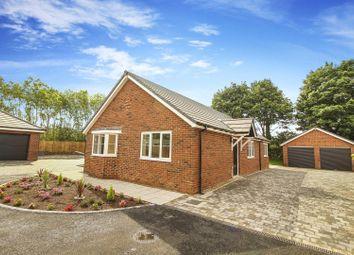 Thumbnail 3 bed bungalow for sale in St Davids Park, Old Crow Hall Lane, Cramlington
