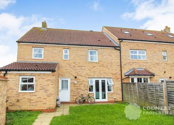 Thumbnail 4 bed semi-detached house for sale in Langlands Road, Bedford