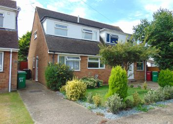 Thumbnail 3 bed semi-detached house to rent in Bridge Close, Burnham, Slough