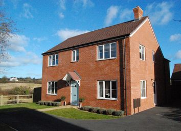 Thumbnail 4 bed detached house for sale in Meadow Park, Holmer, Hereford