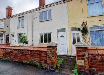 Thumbnail 2 bed terraced house for sale in Portland Street, Whitwell, Worksop
