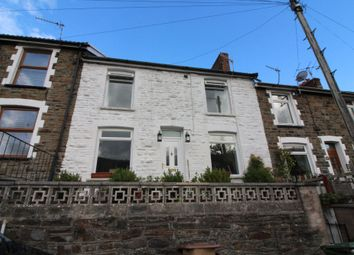 Thumbnail 3 bed terraced house for sale in Fothergills Road, New Tredegar, New Tredegar