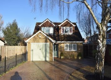 Thumbnail 3 bed detached house for sale in Church Lane, Downend, Bristol