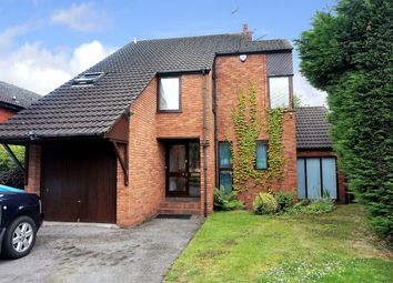 Thumbnail 4 bed detached house for sale in Ash Priors, Widnes