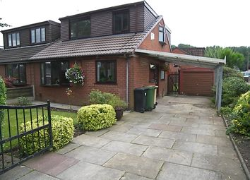 Thumbnail 3 bedroom bungalow for sale in Pickering Close, Stoneclough