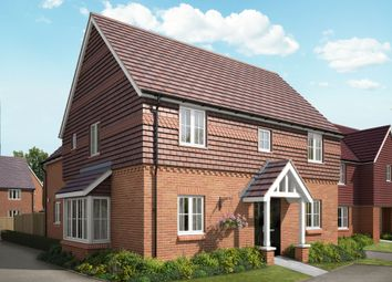 """Thumbnail 4 bed detached house for sale in """"The Hornbeam"""" at Hyde End Road, Shinfield, Reading"""
