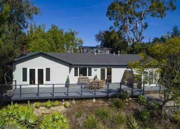 Thumbnail 3 bed property for sale in 1332 Kenwood Road, Santa Barbara, Ca, 93109