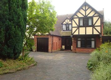 Thumbnail 4 bed detached house for sale in New Street, Castle Bromwich, Birmingham
