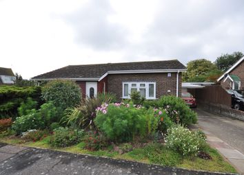 Thumbnail 2 bed detached bungalow for sale in Woodfield Close, Frinton Homelands