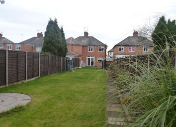 Thumbnail 2 bed semi-detached house for sale in Richmond Drive, Glen Parva, Leicester