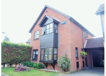 Thumbnail 4 bed detached house for sale in St. Heliers Close, Maidstone