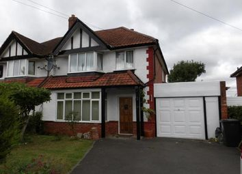 Thumbnail 3 bed semi-detached house for sale in Queenhill Road, Selsdon, South Croydon, Surrey