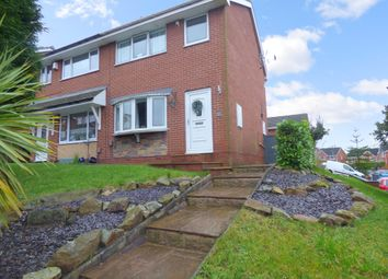 Thumbnail 3 bed semi-detached house for sale in 2, Beeston View, Kidsgrove, Stoke-On-Trent, Staffordshire