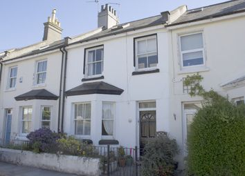 Thumbnail 3 bed terraced house for sale in Acre Cottages, Stoke, Plymouth