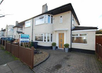 Thumbnail 3 bed semi-detached house for sale in Tudor Road, Crosby, Liverpool