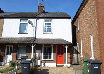 Thumbnail 2 bed cottage to rent in Camp Road, St Albans, Hertfordshire