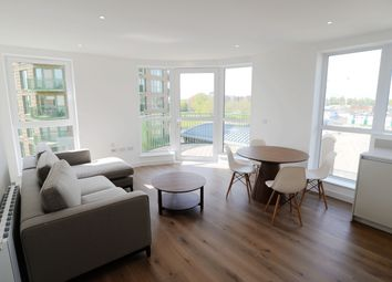 Thumbnail 2 bed flat to rent in Grayston House 1 Ottley Drive, London