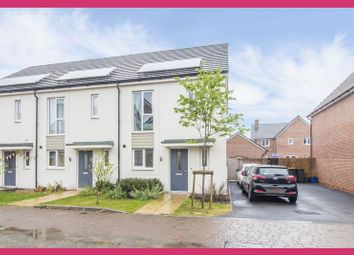 Thumbnail 3 bed end terrace house for sale in Baldwin Drive, Newport