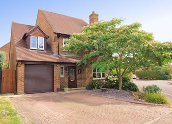Thumbnail 4 bed detached house for sale in Fontwell Avenue, Fontwell