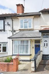 Thumbnail 3 bed terraced house for sale in West Park Road, Bearwood, Smethwick