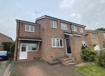 Thumbnail 3 bed semi-detached house to rent in Setts Way, Wingerworth, Chesterfield