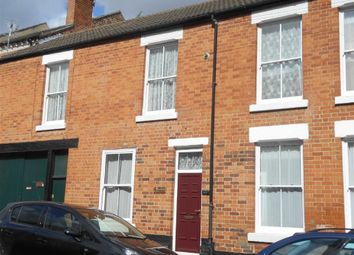 Thumbnail 3 bed terraced house to rent in Edward Street, Derby