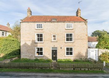 Thumbnail 5 bed detached house for sale in High Street, Nawton, York