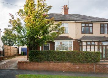 Thumbnail 4 bed semi-detached house for sale in Lindsey Avenue, Acomb