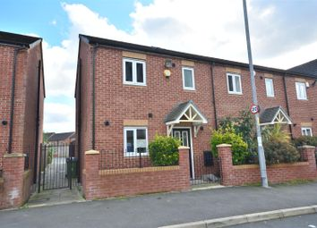 Thumbnail 3 bed semi-detached house for sale in Crumpsall Vale, Blackley, Manchester