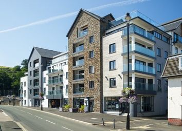 Thumbnail 2 bed flat for sale in Apt. 40 Quay West, Bridge Road, Douglas