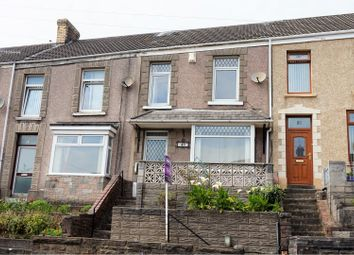 Thumbnail 3 bed terraced house for sale in Kinley Street, Port Tennant