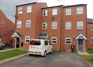 Thumbnail 4 bed property to rent in Deer Close, Grange Park, Northampton