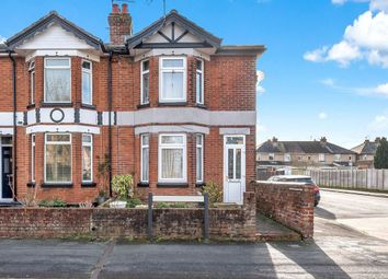 Arnold Road, Eastleigh SO50. 3 bed end terrace house for sale