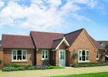 Thumbnail 3 bed detached bungalow for sale in Barleyfields, Thorpe Road, Weeley, Clacton-On-Sea