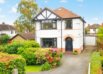 Thumbnail 4 bed detached house for sale in St. Hildas Road, Harrogate