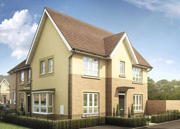 "Thumbnail 3 bed end terrace house for sale in ""Morpeth"" at Knights Way, St. Ives, Huntingdon"