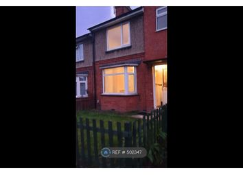Thumbnail 3 bed terraced house to rent in Westfield Avenue, Rushden