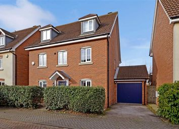 Thumbnail 5 bed detached house for sale in Robin Close, Selby
