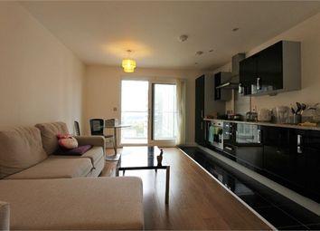 Thumbnail 1 bed flat to rent in City Peninsula, Barge Walk, London
