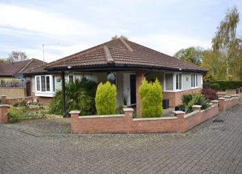 Thumbnail 3 bed bungalow for sale in Sokeman Close, Greenleys, Milton Keynes
