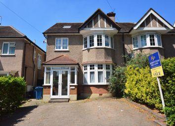 Thumbnail 4 bedroom semi-detached house for sale in Headstone Lane, Harrow