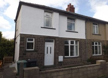 Thumbnail 2 bed semi-detached house to rent in Town End, Huddersfield