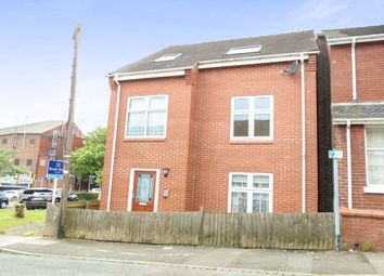Thumbnail 1 bed flat to rent in Arthur House Arthur Street, Tunstall, Stoke-On-Trent