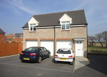 Thumbnail 2 bed flat to rent in Pennard Close, St. Brides Wentlooge, Newport