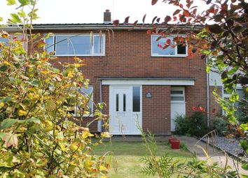 Thumbnail 3 bed terraced house for sale in Bonsey Gardens, Wrentham, Beccles