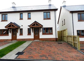 Thumbnail 3 bed semi-detached house for sale in Plot 17, Phase 2, The Roch, Ashford Park, Crundale